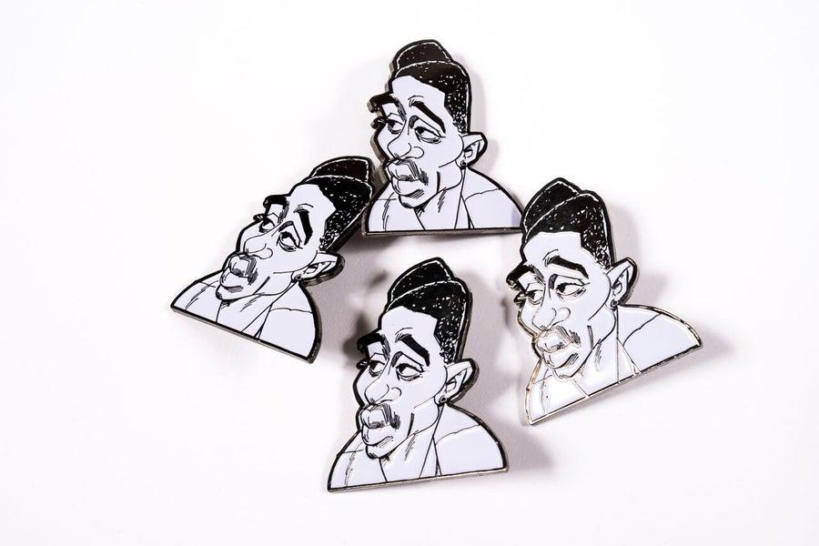 """Image of """"BISHOP"""" - Lapel Pin"""