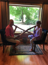 Image of One Hour Private Didgeridoo Playing Lesson $60