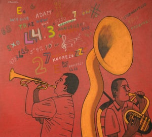 Image of Jazz & Art in the Park