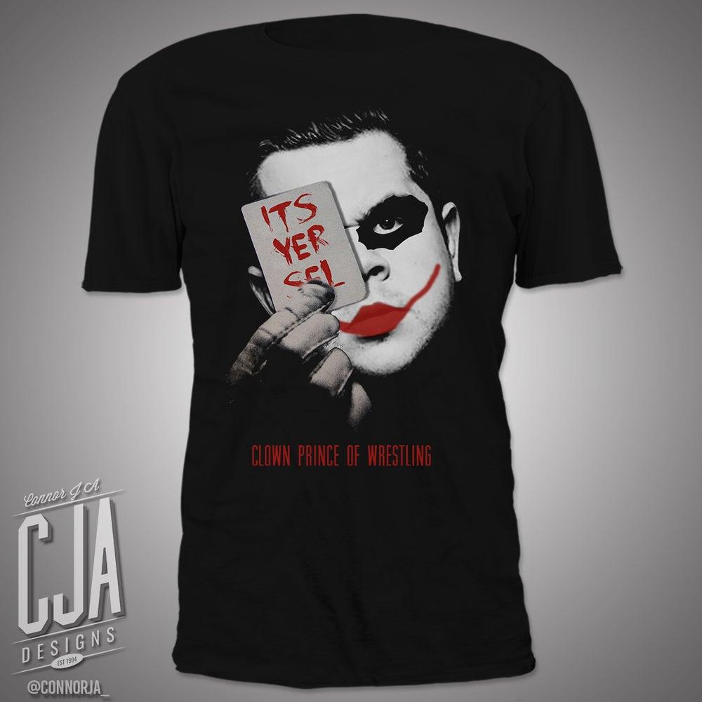 """Image of Grado - """"Clown Prince of Wrestling"""" Shirt"""