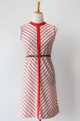 Image of Mod Chevron Dress