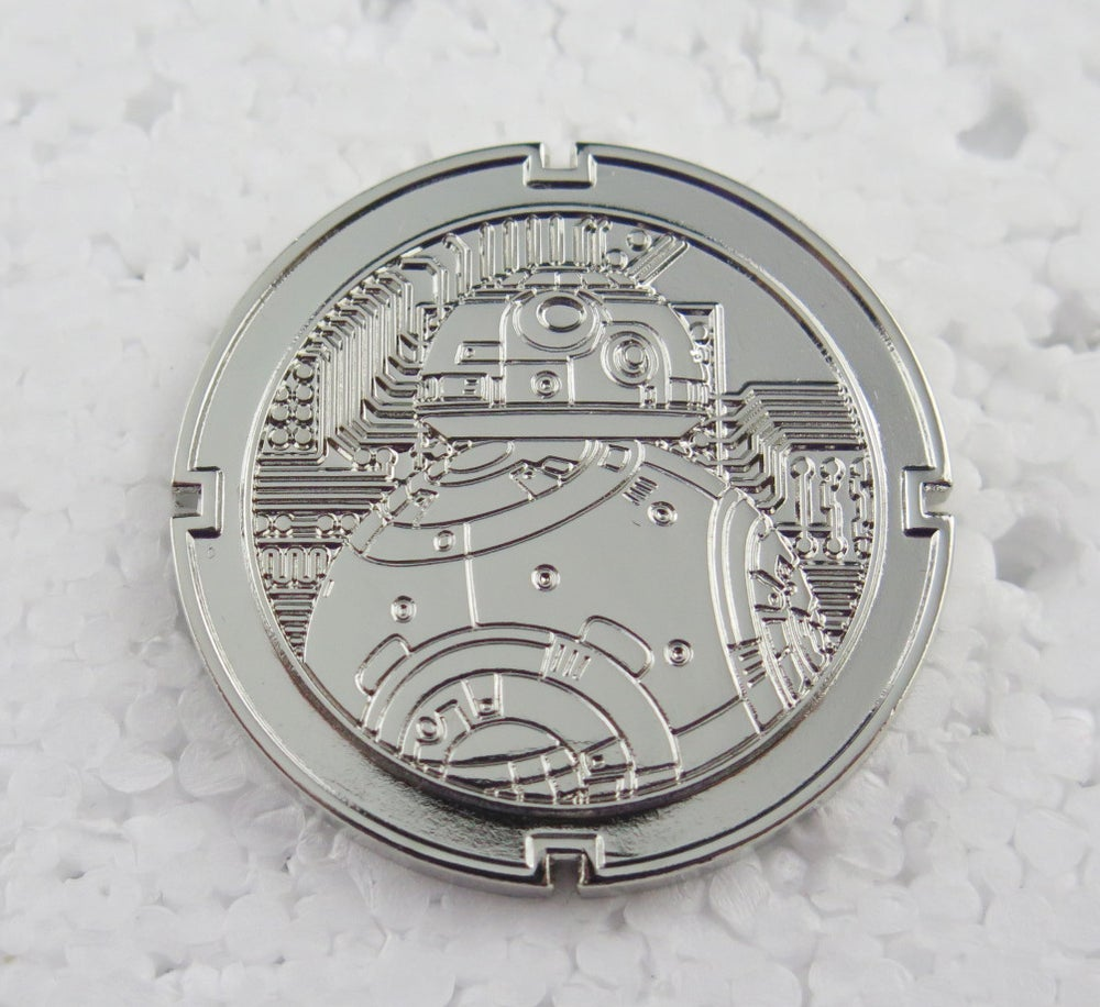 Image of BB-8 Droid Coin #7 in Series