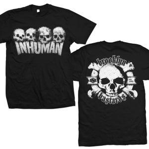 "Image of INHUMAN ""Brooklyn Bastards"" T-Shirt"