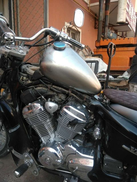 Image of Cafe Racer Honda Steed 400 / 600 Fuel Tank/ Gas Tank - D
