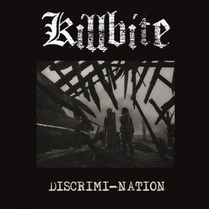 Image of Killbite - Discrimi-Nation LP + CD