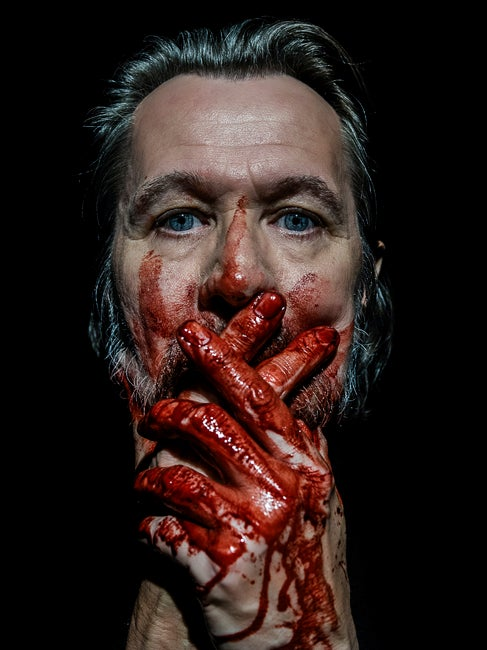 Image of Gary Oldman Blood