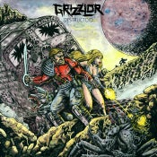 "Image of GRIZZLOR, ""Destructoid"" LP"