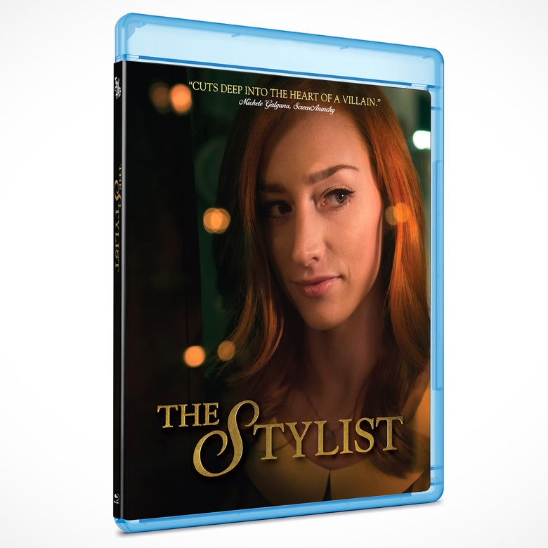 Image of The Stylist Blu-ray