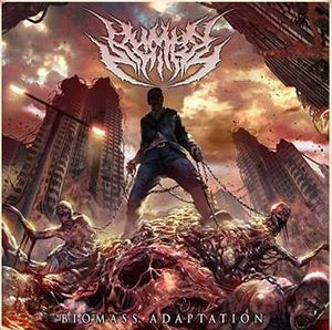 Image of HUMAN NIHILITY-BIOMASS ADAPTATION CD