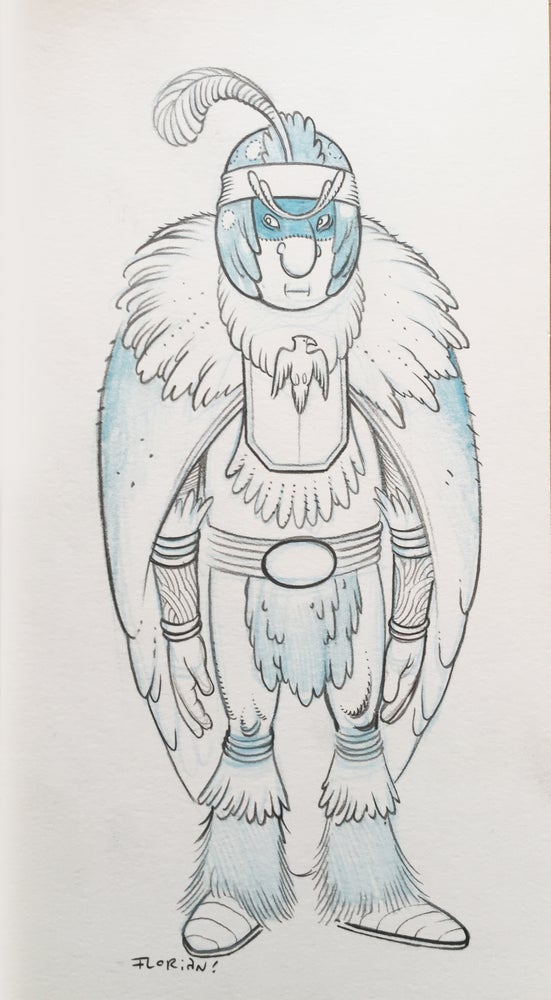 "Image of ""Birdperson"""