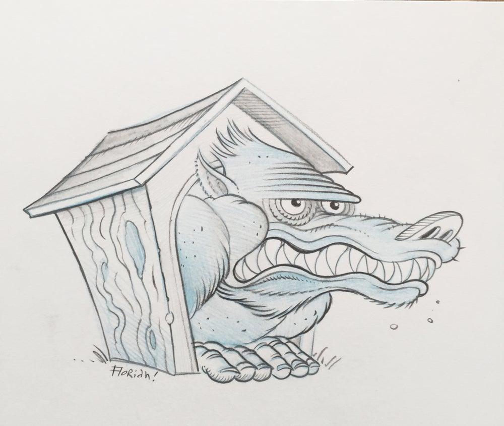 """Image of """"Baboon"""""""