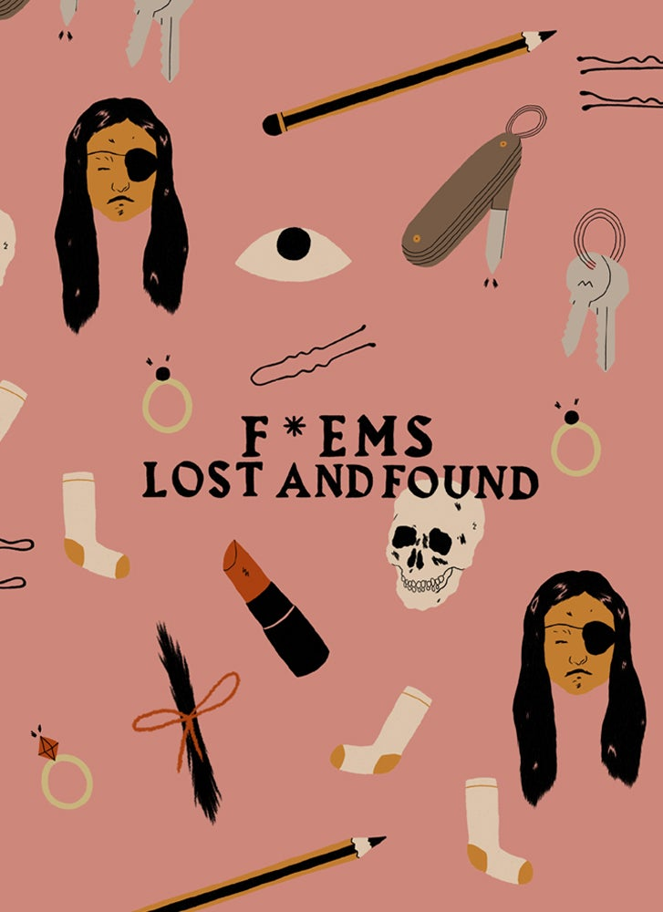 Image of F*EMS Zine Issue 8