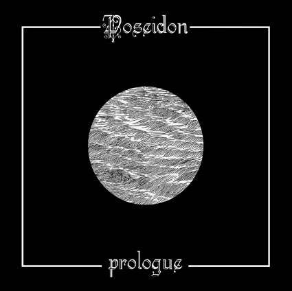"Image of Poseidon - Prologue ""Dark Beginnings"" Black Vinyl LP"