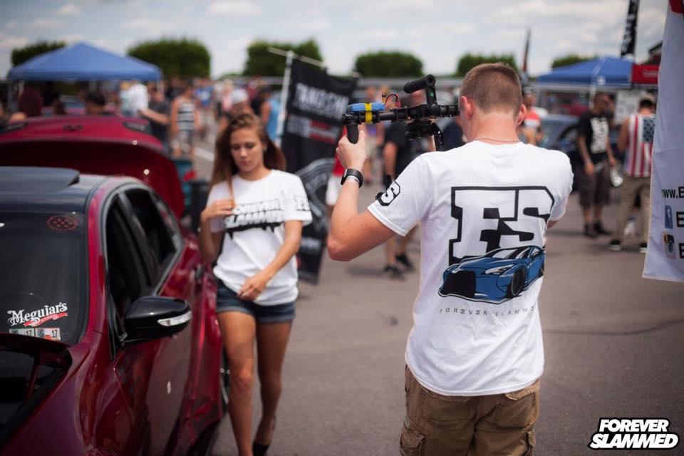 Image of Forever Slammed L.B GTR Graphic T-Shirt
