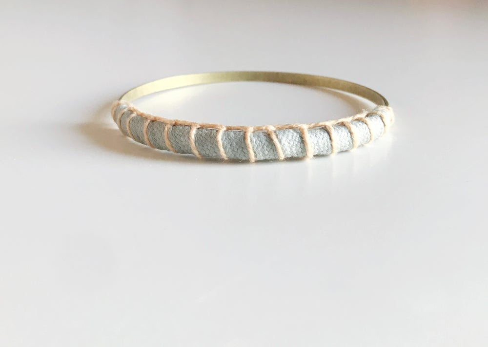Image of corded bangle