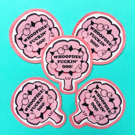 Image of Whoopie cushion patch