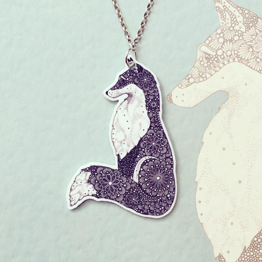 Image of Fox Necklace