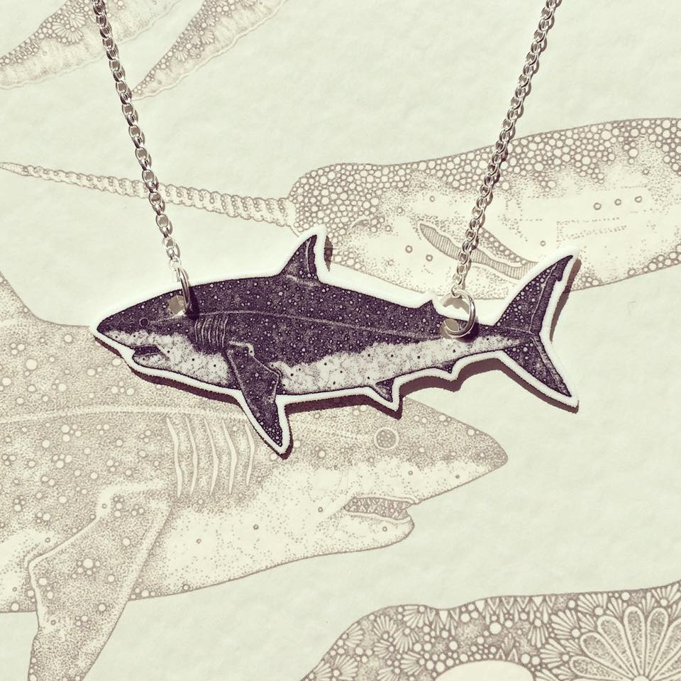 Image of Shark Necklace