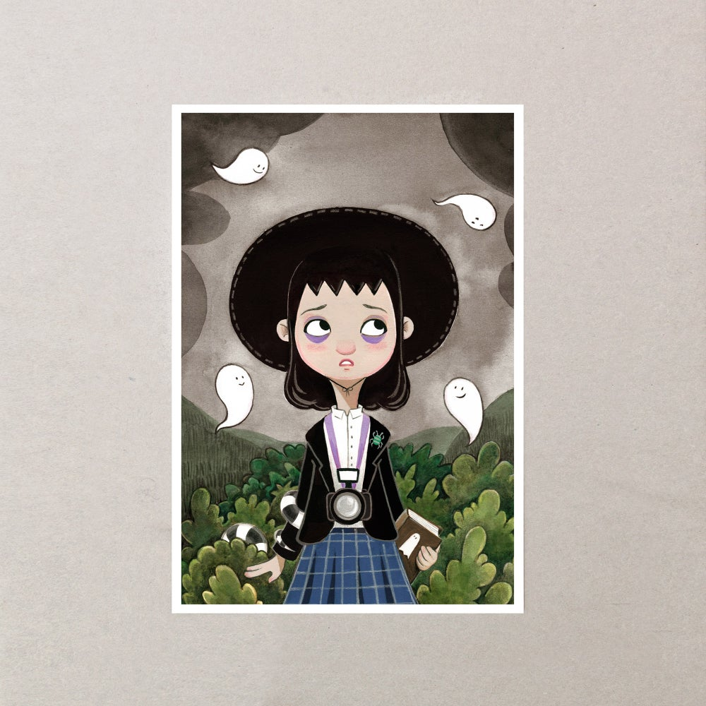 Image of LYDIA PRINT A5