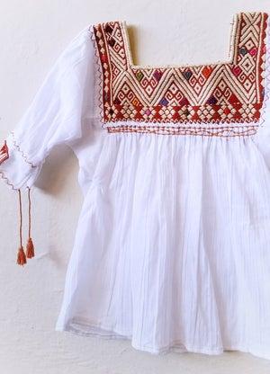 Image of LUXE Organic Henna Dress