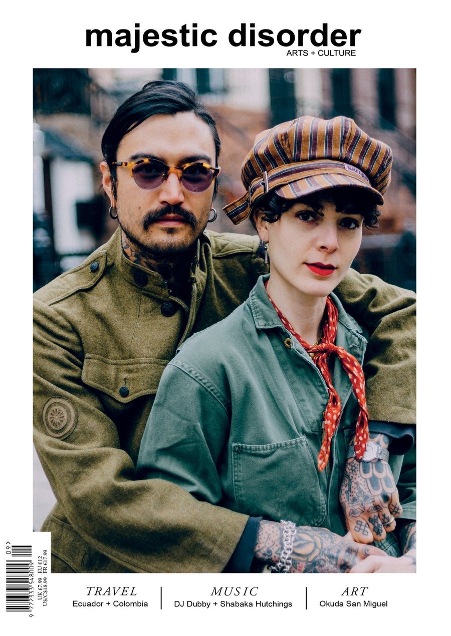 Image of Issue 9 Marie-Sophie + Chris Lockhart