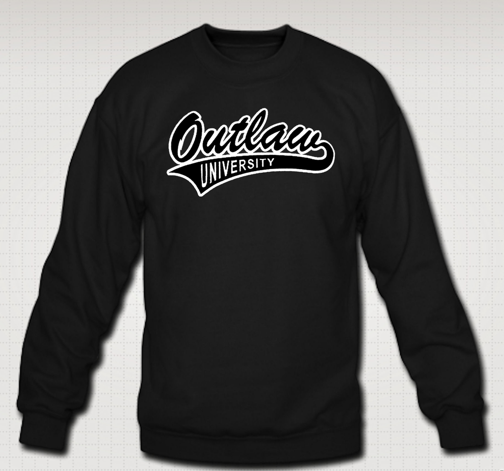 Image of OU CREWNECKS - Comes in Red,Black,Grey,Navy Blue,Royal Blue - CLICK HERE TO SEE ALL COLORS