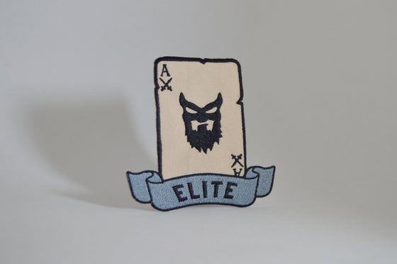 Image of CLUB PATCH ( Elite ) Iron-on