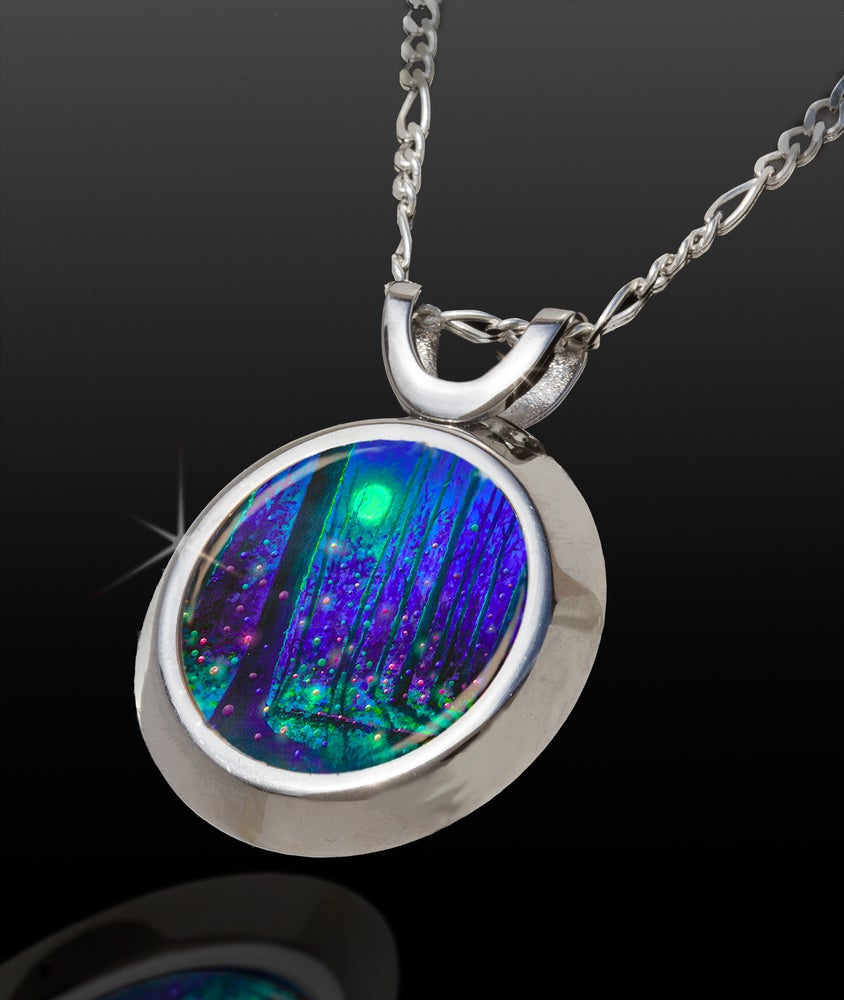 Image of Fairy Forest Magical Energy Pendant - From The Magic Chi Collection