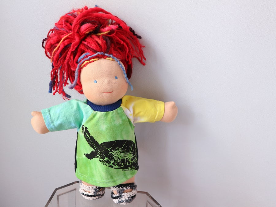 "Image of bamboletta COURTNEYCOURTNEY 15"" classic doll clothing"