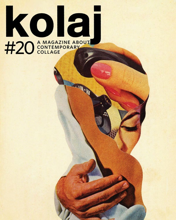 Image of CURRENT ISSUE: Kolaj #20