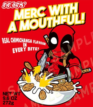 Image of MERC WITH A MOUTHFUL