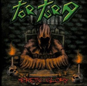 "Image of TORTURA ""Heretic Glory"" CD"