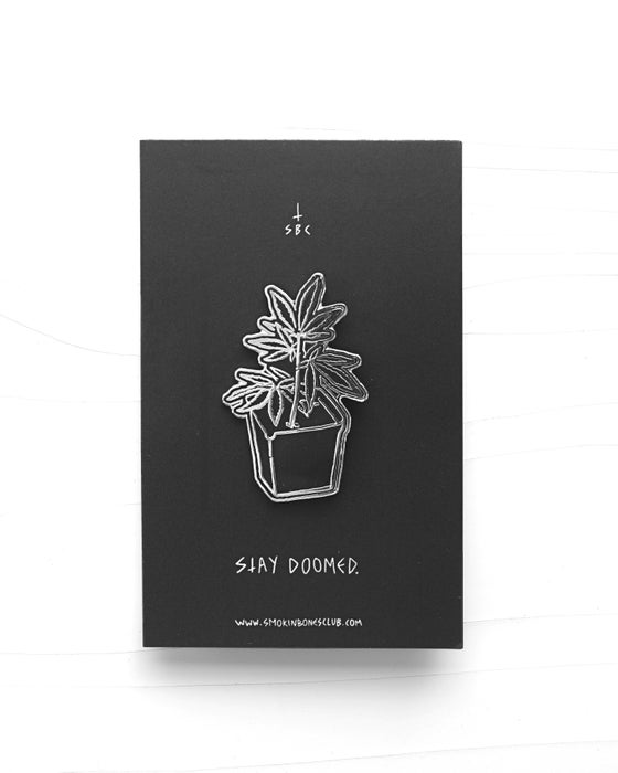 Image of SBC HERB PIN ✞