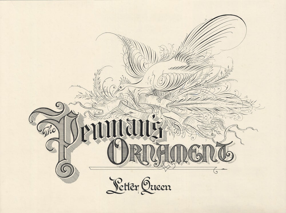 Image of The Penman's Ornament
