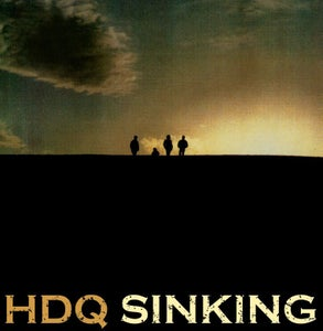 Image of HDQ - Sinking Limited Edition Double Vinyl LP with CD included