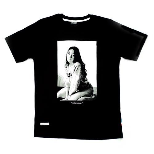 "Image of LANSI ""Unimpressed"" T-shirt (Streetware Con Exclusive)"