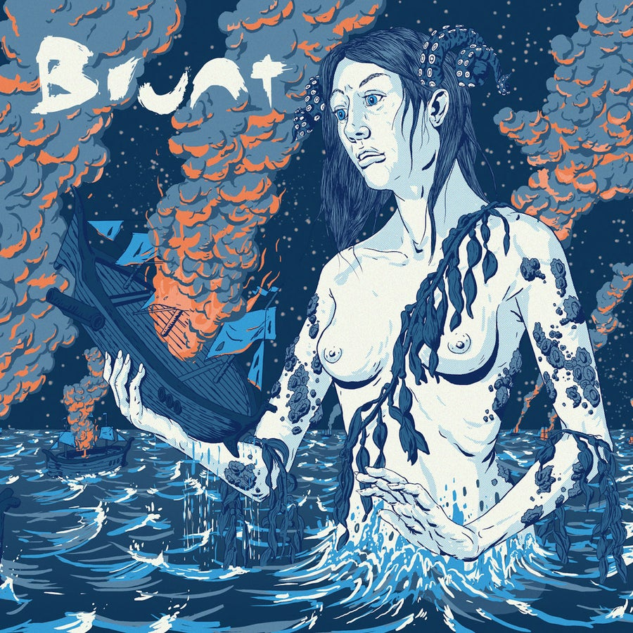 Image of Brunt - Blackbeard LP (25 August)