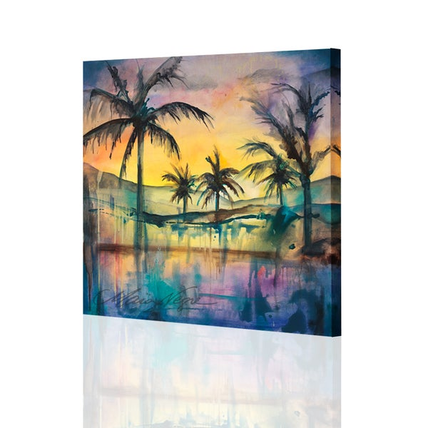 Image of Liquid Sunset Giclee Print