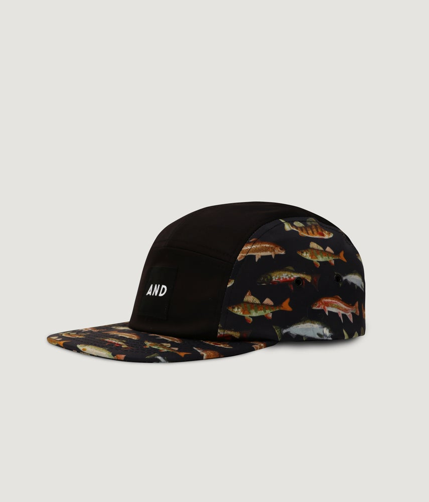Image of River AND 5 Panel Cap