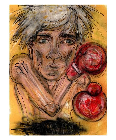 Image of Warhol VS Basquiat