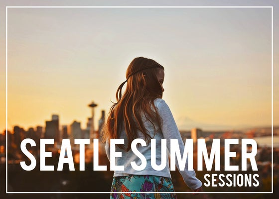 Image of Seattle Sessions > book + deposit