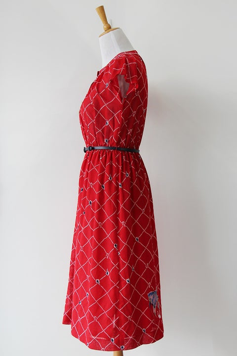 Image of SOLD Fishy Business Dress