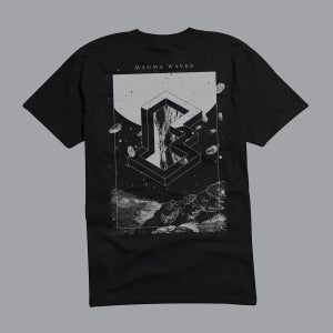 """Image of MAGMA WAVES """"...and who will take care of you now"""" T-SHIRT"""