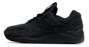 Image of Black Jersey Grid 9000