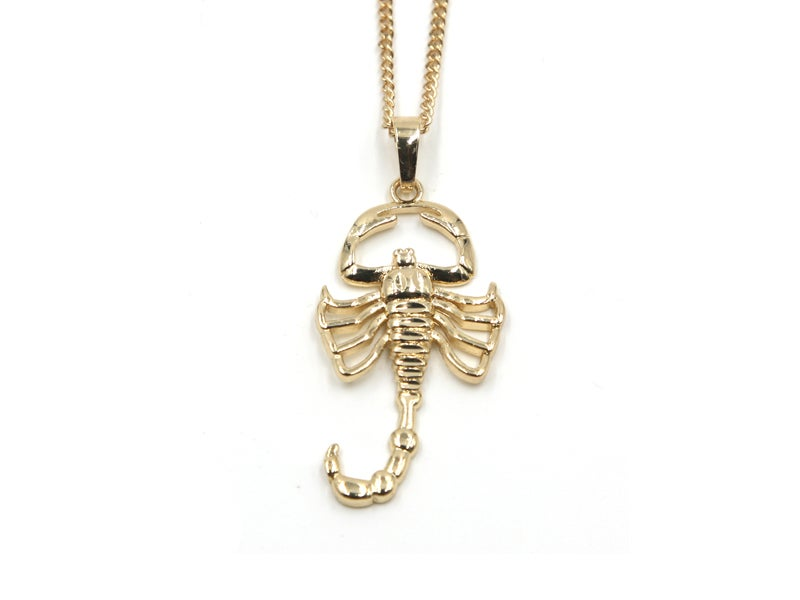 Image of Scorpion Necklace