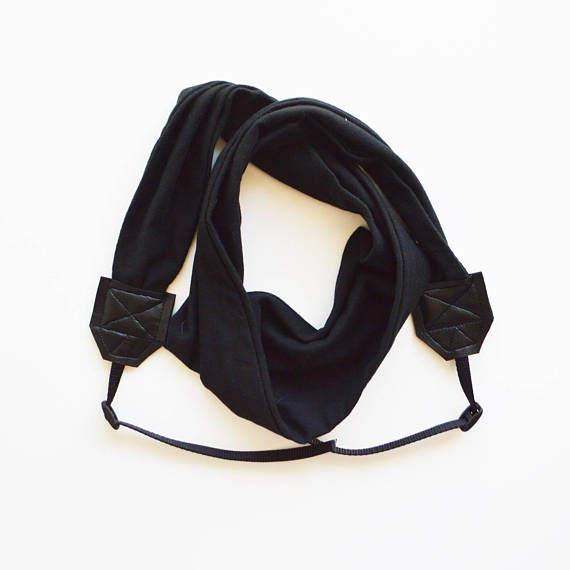 Image of Top Mod Scarf Camera Strap For Women Travel 2017