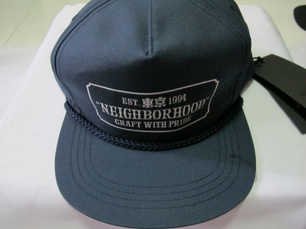 Image of Neighborhood - Bar Cap (Navy)