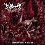 """Image of CD """"Disgusting Cruelty Of Homicide"""" REMASTERED"""