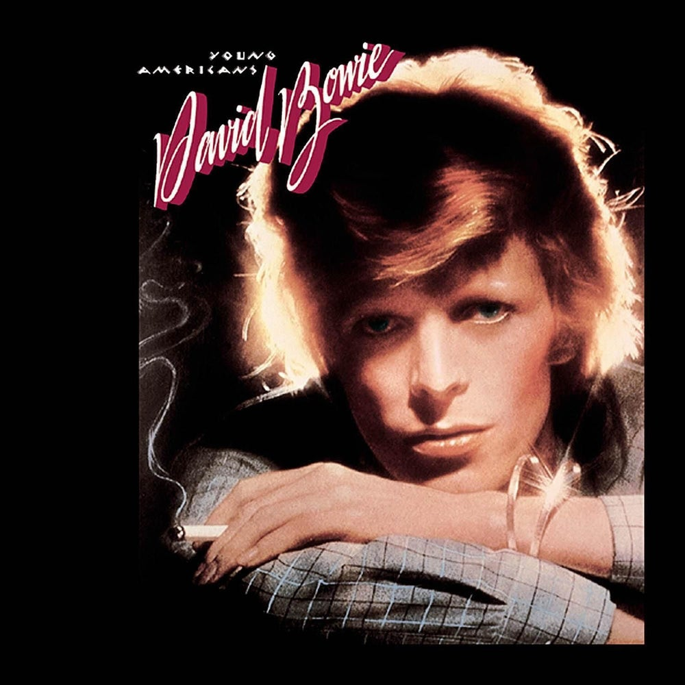 Image of DAVID BOWIE - YOUNG AMERICANS