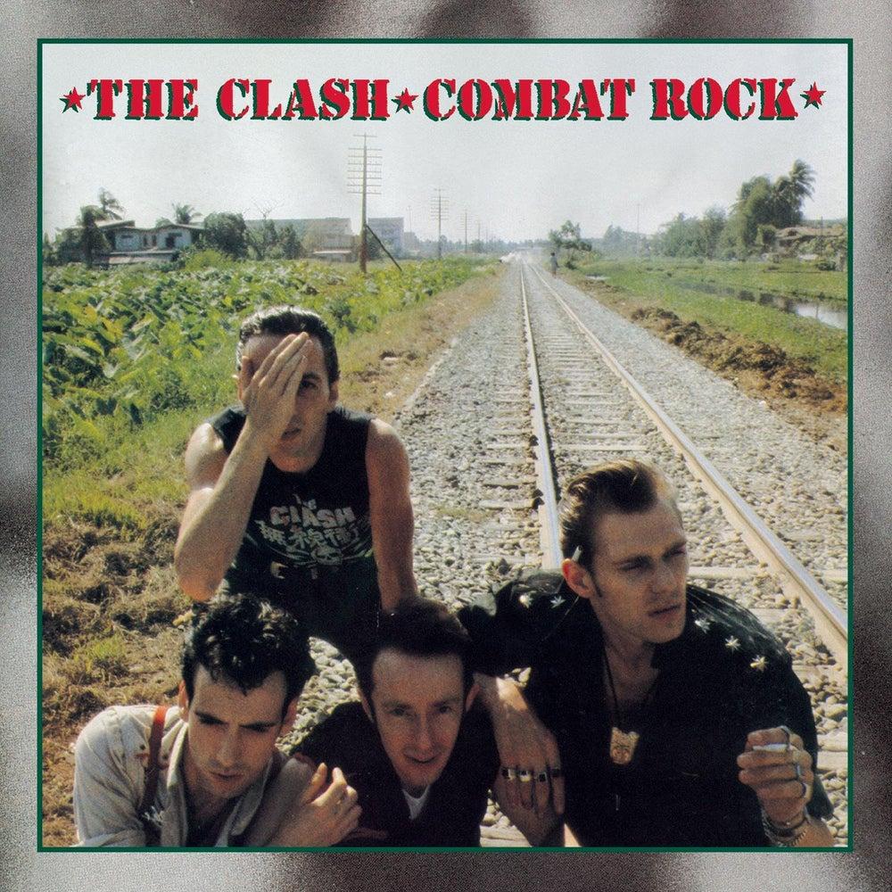 Image of THE CLASH - COMBAT ROCK